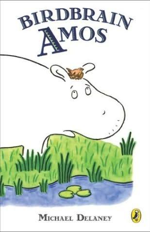 book cover of Birdbrain Amos