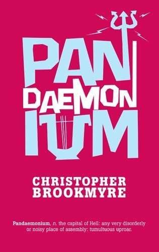 book cover of Pandaemonium