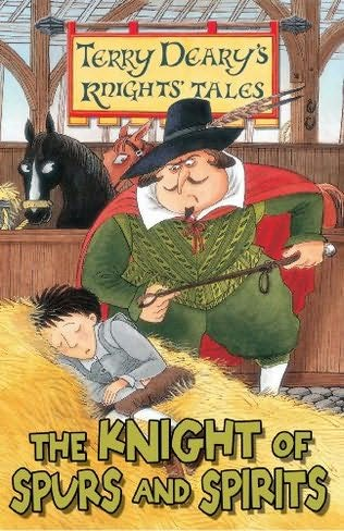 book cover of The Knight of Spurs and Spirits