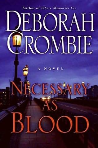 Mysteries In Paradise Review Necessary As Blood Deborah Crombie
