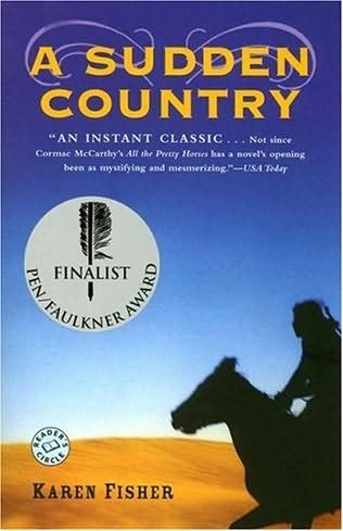 book cover of A Sudden Country