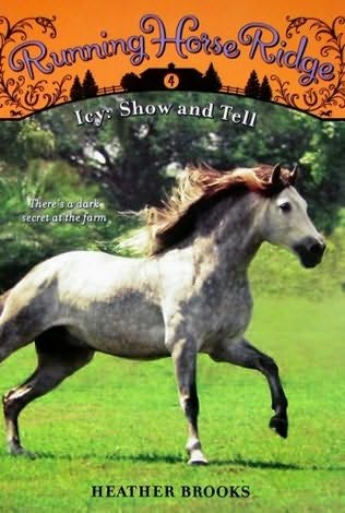 book cover of Icy: Show and Tell