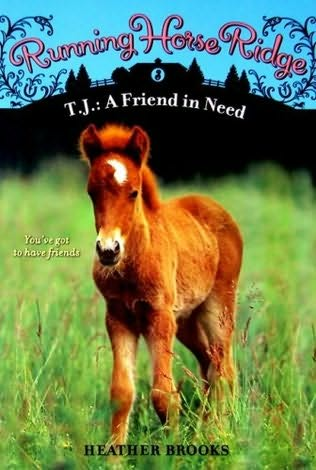 book cover of T.J.: A Friend in Need