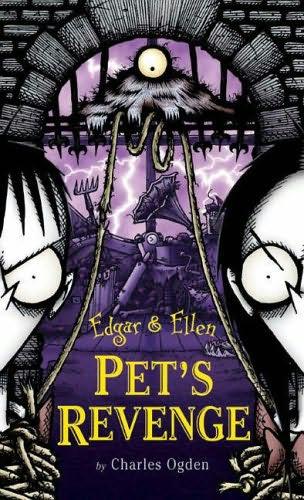 Pet's Revenge (Edgar and Ellen, book 4) by Charles Ogden