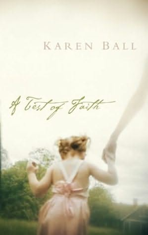 book cover of A Test of Faith