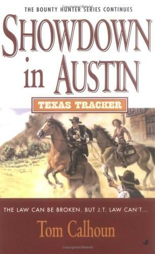 book cover of Showdown in Austin