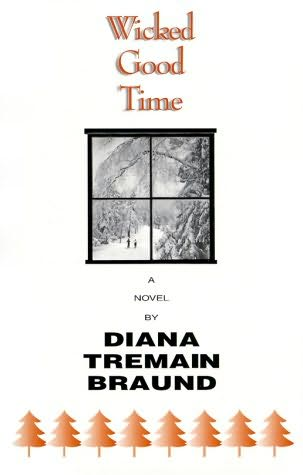 book cover of Wicked Good Time