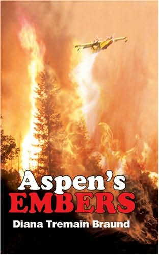 book cover of Aspen\'s Embers