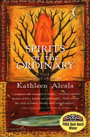 book cover of Spirits of the Ordinary