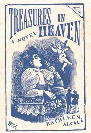 book cover of Treasures in Heaven