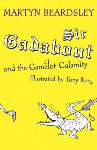book cover of Sir Gadabout the Camelot Calamity