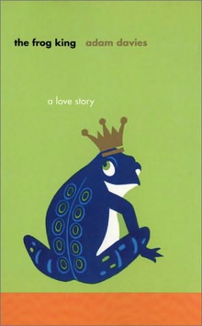 book cover of The Frog King