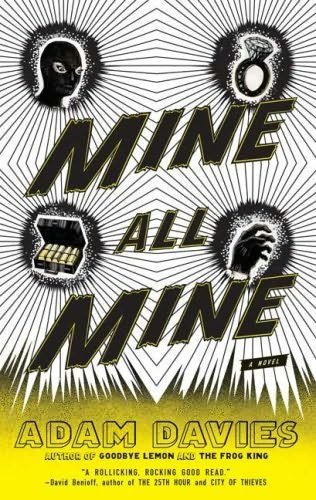book cover of Mine All Mine