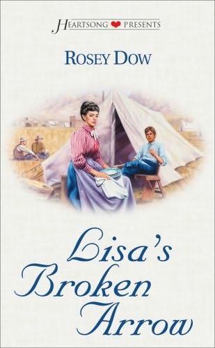 book cover of Lisa\'s Broken Arrow