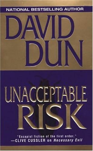 book cover of Unacceptable Risk