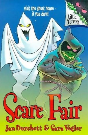 book cover of Scare Fair
