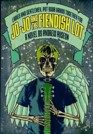 book cover of Jo-jo and the Fiendish Lot
