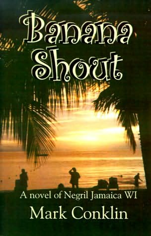 book cover of Banana Shout