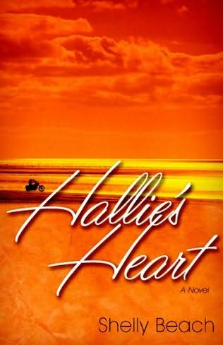 book cover of Hallie\'s Heart