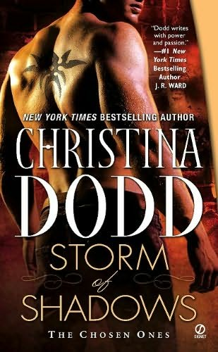 book cover of Storm of Shadows