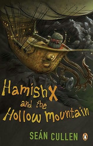 book cover of Hamish X And The Hollow Mountain