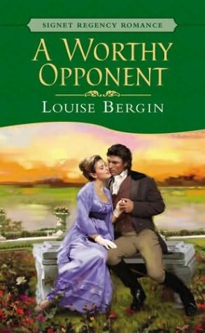book cover of A Worthy Opponent