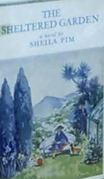 book cover of The Sheltered Garden