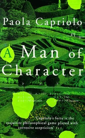book cover of A Man of Character