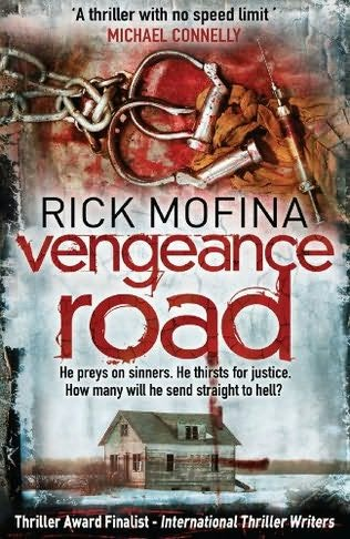 vengeance road - rick mofina