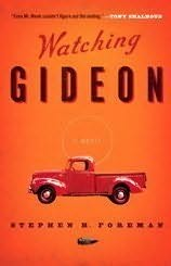 book cover of Watching Gideon