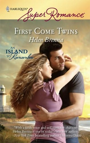 book cover of First Come Twins