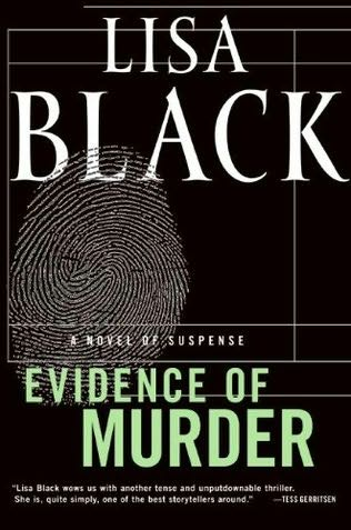 book cover of Evidence of Murder