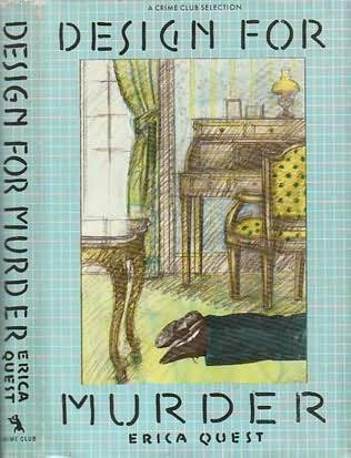 book cover of Design for Murder