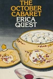 book cover of The October Cabaret