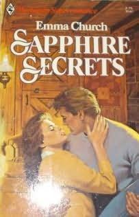 book cover of Sapphire Secrets