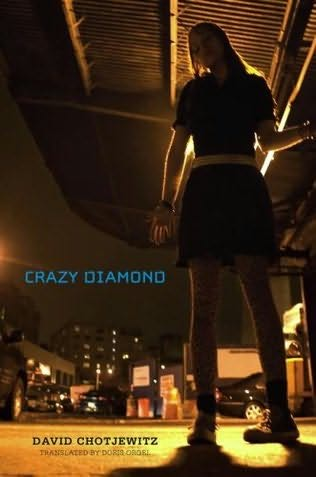 book cover of Crazy Diamond