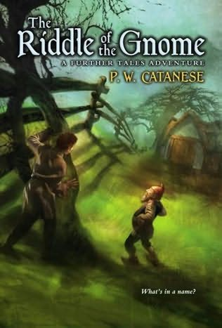 book cover of The Riddle of the Gnome