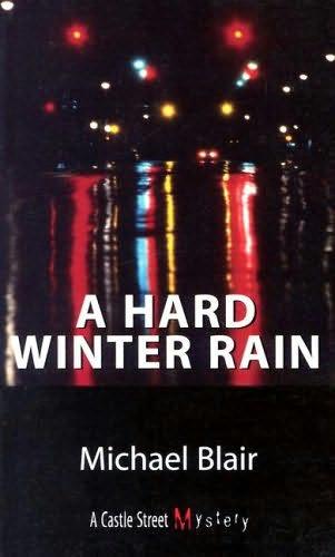 book cover of A Hard Winter Rain