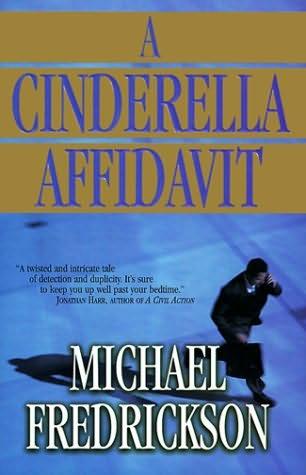 book cover of The Cinderella Affidavit