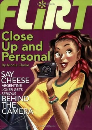 book cover of Close Up and Personal