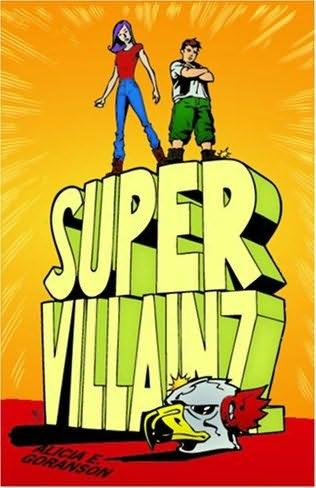 book cover of Supervillainz