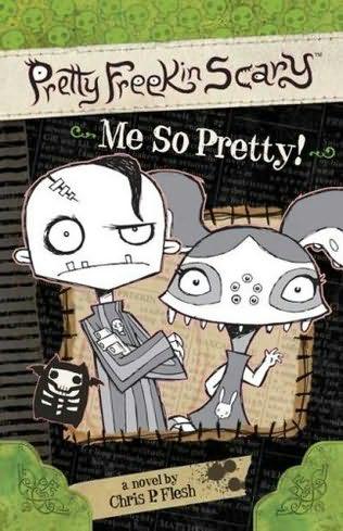 book cover of Me So Pretty!