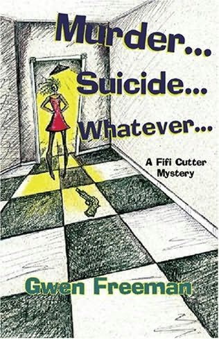 book cover of Murder... Suicide... Whatever..