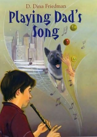 book cover of Playing Dad\'s Song