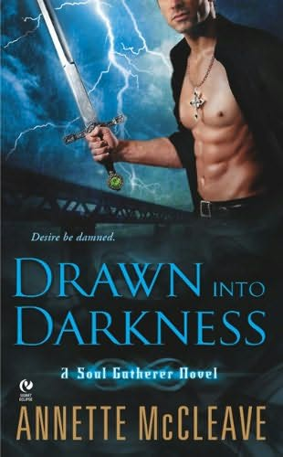 book cover of Drawn Into Darkness