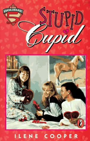 book cover of The Stupid Cupid