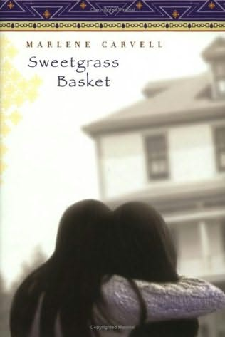book cover of Sweetgrass Basket