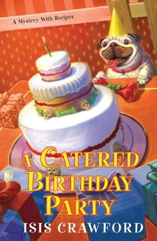 book cover of A Catered Birthday Party