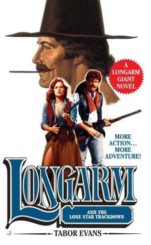 book cover of Longarm and the Lone Star Trackdown