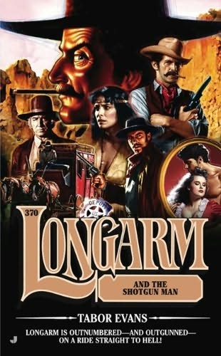 book cover of Longarm and the Shotgun Man